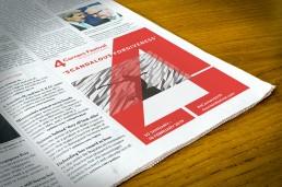 4 Corners Advertising Design