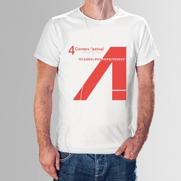 4 Corners t-shirt Design