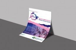 Branding flyer design