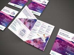 Branding brochure design