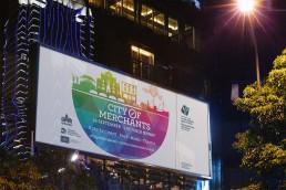Festival Branding Billboard