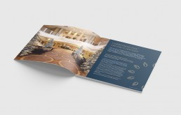 Crowne Plaza Christmas Brochure Design