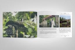 Crowne Plaza wedding brochure design