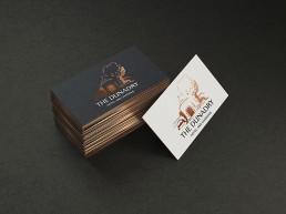 Internal Branding BelfastBusiness Card Design Belfast