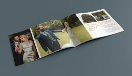 Wedding Brochure Design