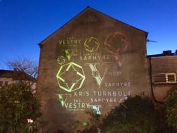 night projector graphics