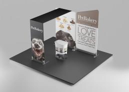 Branding exhibition design Belfast