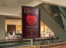 Saphyre mothers days advertising