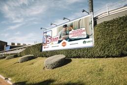 Turco 48 sheet advertising design