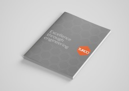 Turco Corporate Brochure Design cover