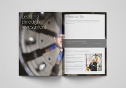 Turco Corporate Brochure Design