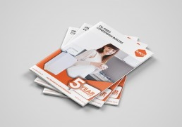 Turco Product Brochure Design cover