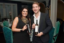 Saphyre Wine Bottle Design