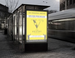 Vestry advertisement campaign