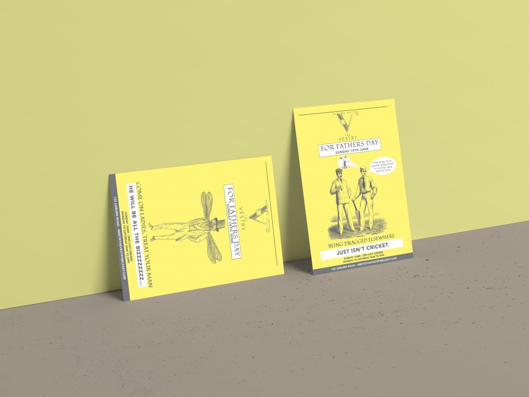 branded post cards