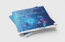 DIT Event Programme cover design