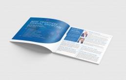 Event Brochure spread